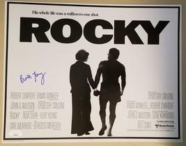 Burt Young signed 11x14 ROCKY poster Paulie JSA coa - $40.00