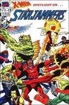 Marvel X-MEN SPOTLIGHT ON STARJAMMERS #2 NM - $1.69