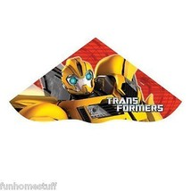 "42"" TRANSFORMERS 42 IN SKYDELTA POLY KITE W/ LINE, WINDER, QUIKCLIP, & S... - $16.95"
