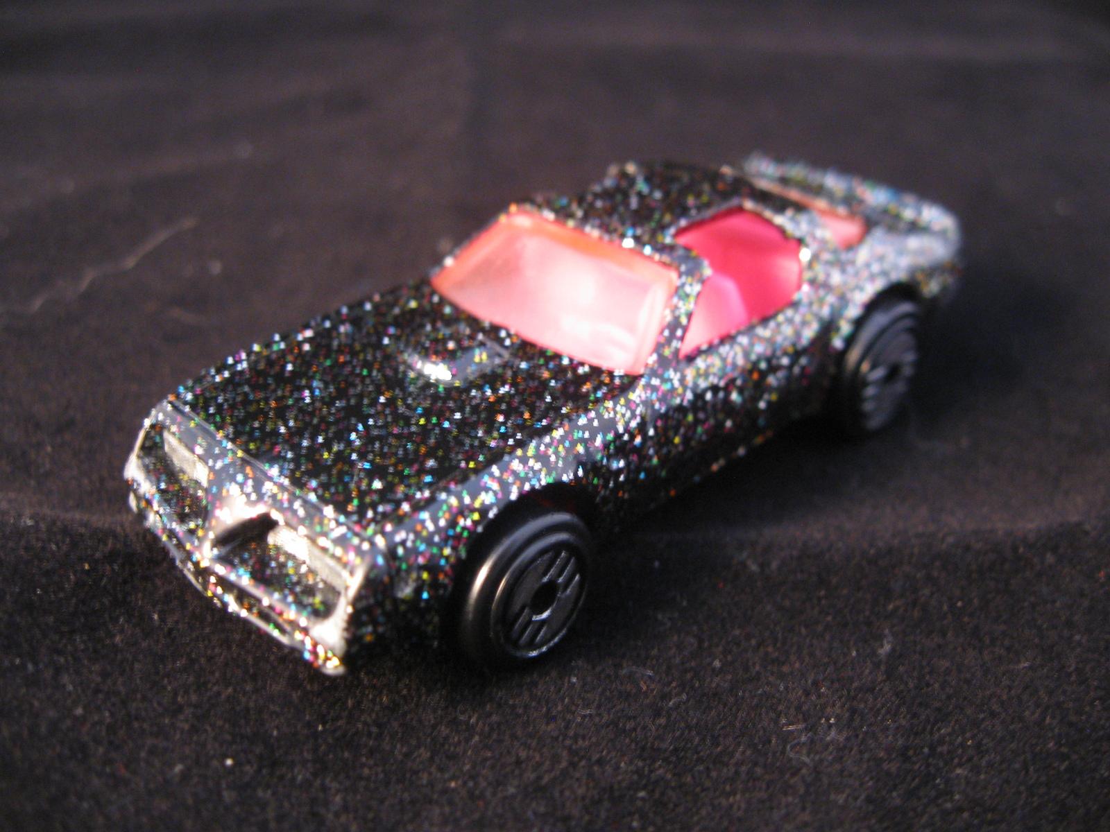 Glitter Paint Job On Car