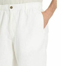 """Amazon Brand - 28 Palms Men's Relaxed-Fit 11"""" Inseam Linen Short with Drawstring image 2"""