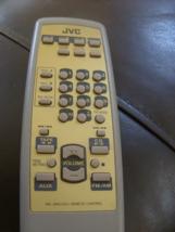 JVC Remote Control RM-SMXJ30J works - $7.99