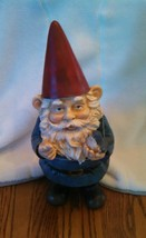 Home and Garden accents alpine garden gnome bird wac406 - $30.59