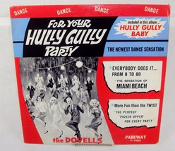 """The Dovells """"For Your Hully Gully Party"""" ~ Vintage Vinyl LP 33 RPM ~ P7021 - $9.75"""