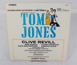 """Tom Jones"" The Original Musical Cast Recording ~ Vintage Vinyl LP 33 RP... - $7.79"
