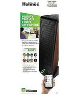 Holmes Smart Wifi Enabled WeMo True HEPA Home Filtration Air Purifier Sy... - £177.82 GBP