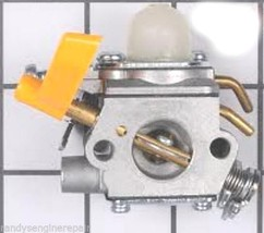 Ryobi Craftsman Carburetor RY52502 RY52903 RY09600 RY09701 RY29550 RY30530 - $27.98
