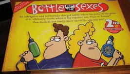 Board Game *BATTLE OF THE SEXES 2nd Edition*     Brand New/Sealed - $21.77