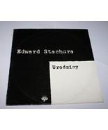 LP Edward Stachura - Urodziny, Rare, Poland Polton, Vinyl Record 1987 - $29.69