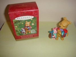 Hallmark 2001 Just What They Wanted Winnie The Pooh Ornament - $9.99