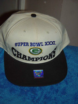 NFL Super Bowl XXXI Champions Game Day  Baseball Hat One Size Fit Most - £19.62 GBP