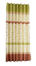 PANDA SUPERSTORE Lovely Polyester Privacy Hanging Curtain Valance for Bedroom Wi