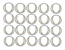 Medium Circle 200Q-Download-ClipArt-ArtClip-Digital Tags-Digital - $4.00
