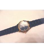 GENEVA BRIGHT ROYAL NAVY BLUE UNISEX   SILICONE RUBBER  STRAP BAND WATCH - $12.19