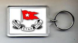 White Star Line Keyring NEW - $5.95