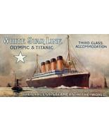 White Star Line Fridge Magnet - $3.75