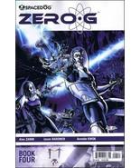 Spacedog ZERO-G #4 NM - $1.29