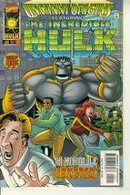 UNCANNY ORIGINS #5 NM! ~ Hulk - $1.00
