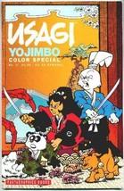 USAGI YOJIMBO COLOR SPECIAL #2 (Fantagraphics, ... - $2.50