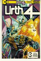URTH 4 #1 (Continuity Comics) NM! - $1.00