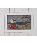 Home By The Sea cross stitch chart By The Bay Needleart  - $7.20
