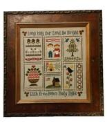 With Freedom's Holy Light cross stitch chart Cherry Hill Stitchery - $7.20