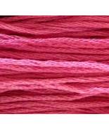 Strawberry Parfait (CCT-238) 6 strand hand-dyed cotton floss Classic Col... - $2.15