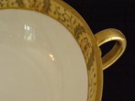 Antique Noritake RC Royak Crockery Hand-painted 2 Handle Serving Bowl To... - $68.25