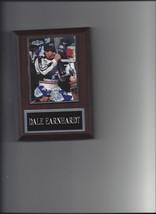 DALE EARNHARDT PLAQUE NASCAR AUTO RACING - $1.97
