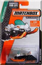Matchbox - Snow Ripper: MBX Explorers #116/120 (2014) *White Edition* - $5.49