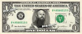Erick Rowan Wrestler on REAL Dollar Bill Collectible Celebrity Cash Mone... - $4.44