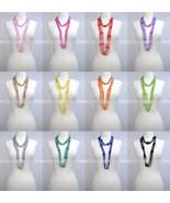 12 PCs Wholesale Women Crochet Bling Beads Infinity Knitted Scarf Belt Loop - $54.44