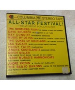 "7"" Reel All-Star Festival 12 Great Popular Stars - $9.97"
