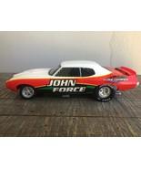 "1969 Pontiac GTO ""John Force 11-Time Championship"" ERTL Collectible 1/18... - $77.23"