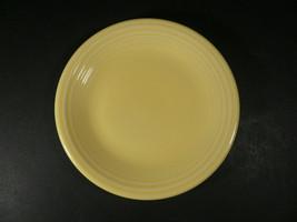 "Fiestaware Homer Laughlin Pale Yellow Salad Plate 7¼"" - $6.99"