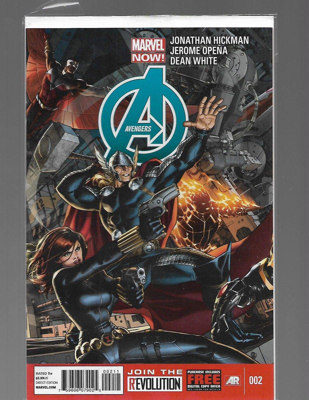 Primary image for Marvel Comics Avengers / 2 / #02 / 02 / Comic Book