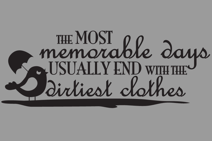 """Dirtiest Clothes Laundry Room Vinyl Wall Quote Sticker Decal 57""""w x 22""""h"""