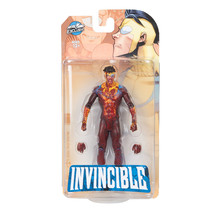 Invincible Mark Grayson Figure Action Toy in Bloody Blood ECCC 2017 Skybound - $53.99