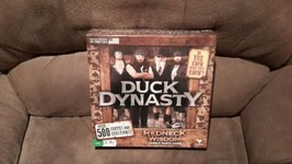 Duck Dynasty Redneck Wisdom Family Party Game  New  Factory Sealed - $24.07