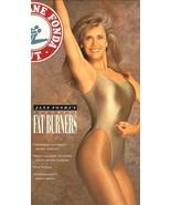 Jane Fonda's Favorite Fat Burners [VHS] [VHS Tape] (1993) Jane Fonda - $4.94