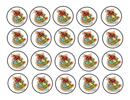 Medium Circle 200X-Download-ClipArt-ArtClip-Digital Tags-Digital - $4.00