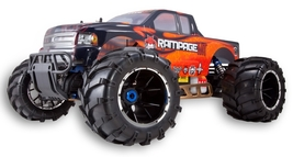 REDCAT RACING RAMPAGE MT 1/5 SCALE GASOLINE 4X4 MONSTER TRUCK NEW FREE S... - $749.99