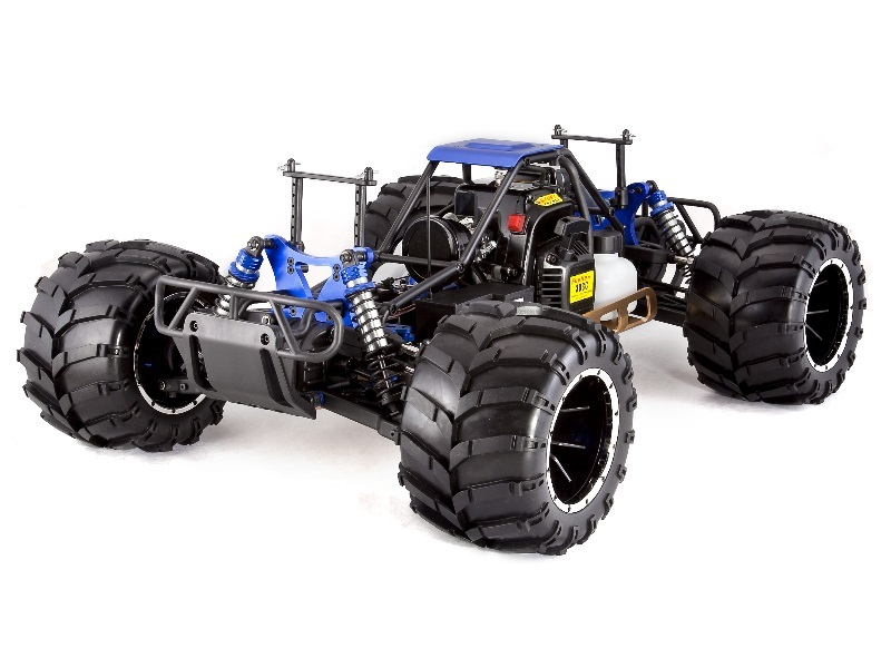 REDCAT RACING RAMPAGE MT 1/5 SCALE GASOLINE 4X4 MONSTER TRUCK NEW FREE SHIPPING