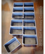 "3""x5"" trays Bedding Plant SEED STARTER 24 qty +5 LABELS EASY-OUT Seedlin... - $4.00"