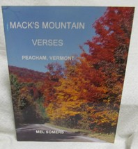 Mack's Mountain Verses by Somers Mel  signed - $34.30