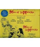 MAN  OF  LA  MANCHA   ORIGINAL CAST   -  LP - $3.00