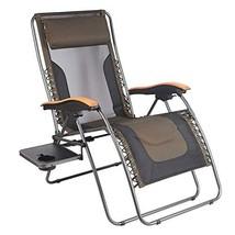 PORTAL Oversized Mesh Back Zero Gravity Recliner Chairs, XL Padded Seat ... - $110.99