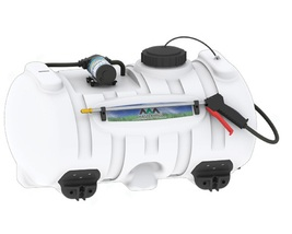 Insecticides & Herbicides 40 Gallon Spot Sprayer with 1.8 GPM Shurflo Pump - $388.71