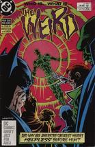The WEIRD #1 (DC Comics) NM! - $1.00