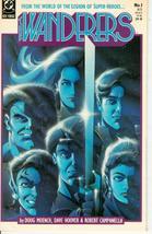 WANDERERS #1 (DC Comics, 1988) NM! - $1.00